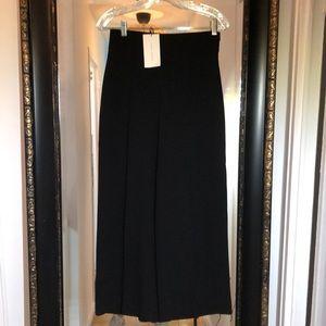 Zara women's pleated pants size S